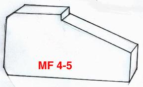 MF 4-5 Ebauchon briar blocks for tobacco pipes - American Smoking Pipe Co.